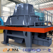 High Quality Granite Sand Maker With Sample Structure