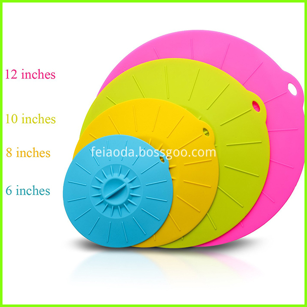 silicone lid 4