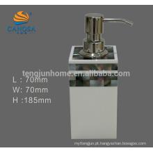 Hot Sale Black MOP líquido sabonete dispensador para banheiro acessório