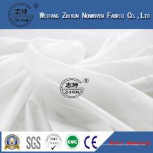 Горячий воздух через Гидрофильная Non Сплетенная материал для пеленки