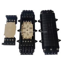 Caja de unión óptica de cable horizontal de 144 núcleos