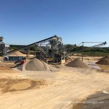 China Manufacturer Stone Crusher Aggregate Crushing Plant