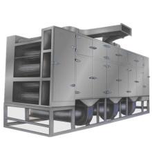 Factory exporter bee pollen multi-layer belt hot air circulation dryer dehydrator drying machine