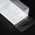 Películas rígidas transparentes para animais de estimação para embalagem
