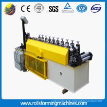 Stahl- und Metallbau geschlitzte Winkel Roll Formmaschine