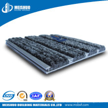 Interlock Design Aluminum Frame Interior Non Slip Entrance Matting Carpet
