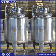 réservoir de stockage de bière lumineuse de haute qualité