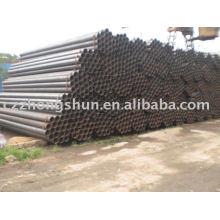 Tube en acier soudé au carbone ERSA ASTM 53 GrB / SS400