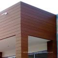 Wpc Wall Siding Panneau en bois composite en bois extérieur Wpc