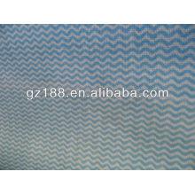 Apertured Rayon Spunlace Gewebe, nicht gewebter durchlässiger Stoff