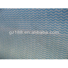 Tissu ouvert Rayon Spunlace, tissu perméable non tissé