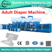 China Full-Automatic Adult Diaper Making Machinery Manufacture (CNK300-SV)