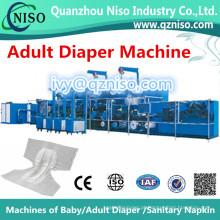 China Full-Automatic Adult Diaper fazendo fabricação de máquinas (CNK300-SV)