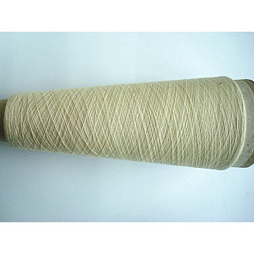 Combed Cotton Yarn Raw White Ring Spun-Ne40s/1