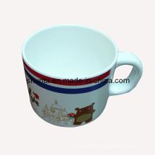 """Utensílios de mesa de melamina 100% - caneca de leite de melamina de série """"Urso de França"""" (FB7002)"""
