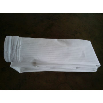 Fibra de vidrio caliente del filtro del bolso de la venta con Teflon laminado