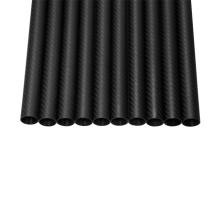 3K Kohlefaserrohre Rohre mit Neupreis