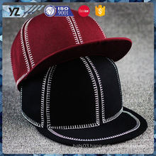 New product OEM design genuine leather snapback hats Fastest delivery