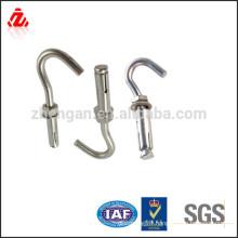 high strength stainless steel hook bolt anchor