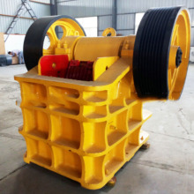 Less Dust Energy Saving Deep Chamber Jaw Crusher