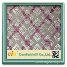 latest design african velvet fabric