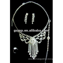 Latest bridal wedding jewelry set (GWJ12-473)