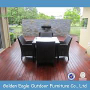 Outdoor Garden Antique Wicker Dining Room Furniture