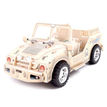 Inertia-Sliding Cars Puzzle Model Toys