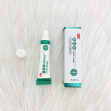 most popular organic lip balm packaging tube clear