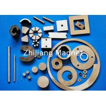 High Density Alnico 5 Cast Alnico Magnet Used In Holding Magnets