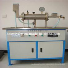 Probador de conductividad térmica manual