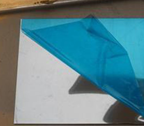Anodized aluminium reflector sheet price per Meter in Latvia