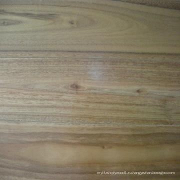 УФ-лакировка сплошная Блэкбатт деревянного пола