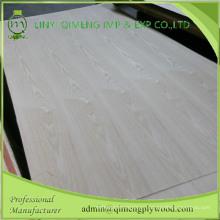 Grano hermoso color AAA Grado 1.8-3.6mm madera contrachapada de la ceniza de Linyi