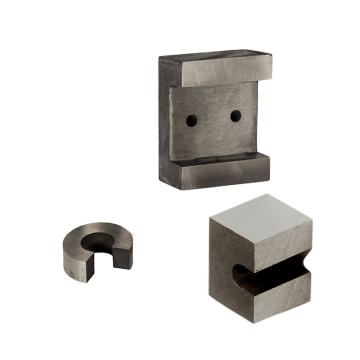 Imanes de aleación de aluminio AlniCo5 imán modificado para requisitos particulares en forma