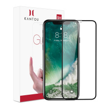 KANTOU 3D Glasfolie für iPhone X