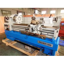 Máquina del torno de la cama de la brecha de la alta precisión del CE TUV (C6241 C6246)