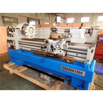 Máquina do torno da cama do Gap da elevada precisão do CE TUV (C6241 C6246)