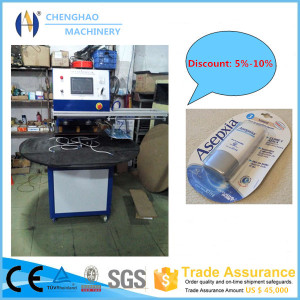 Automatic Small Blister Sealing Machine