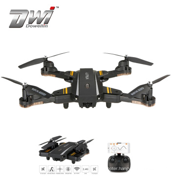 DWI 2018 Selife drone Folding FPV Pocket Drone With 0.3 mp wifi camera or 720p