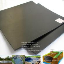 Géomembrane pour revêtement de bassin en HDPE, 1,0 mm