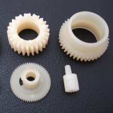 3D Printing CNC machined plastic gear parts