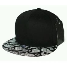 Изготовленные На Заказ Плоские Билл Snapback Шляпы Оптовая