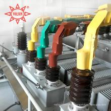Barre omnibus de polyoléfine d'approvisionnement direct d'usine de mécanisme à haute tension