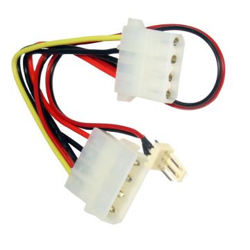 Cable de extensión macho a hembra Molex IDE HDD Drive (003)