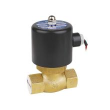 Válvula de solenoide do vapor normalmente fechado de alta qualidade
