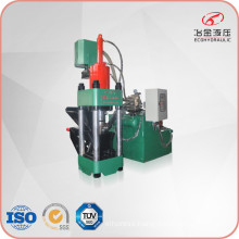 Hydraulic Briquette Press Machine For Metal Scraps