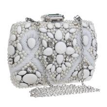Mode Frauen Abend Abendessen Clutch Bag Braut Tasche für Hochzeit Abend Braut Handtaschen B00133 Abend Kupplung
