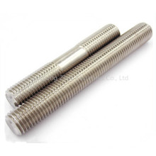 Tige de filetage / goujon entièrement filetée en acier inoxydable (DIN976 / 975)
