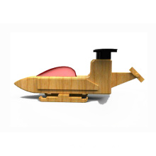 Hot Selling High Quality Power Plane Solar Toy
